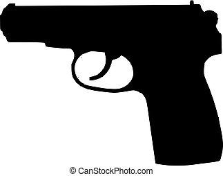 handeldvapen, ikon