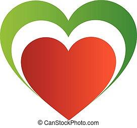 hjärta, italiensk