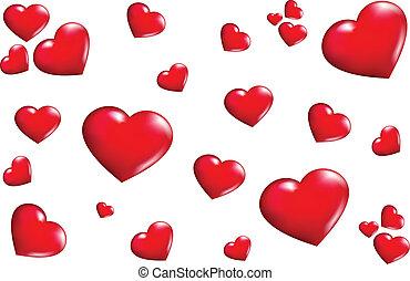 hjärtan, struktur