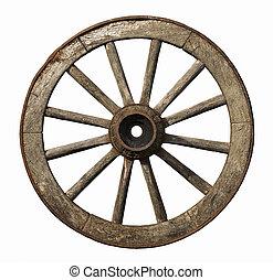 hjul, gammal