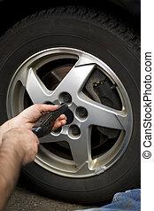 hjul, mekaniker