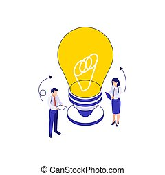 idé, begrepp, affär