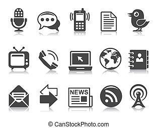 ikonen, kommunikation