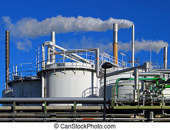 industri, kemisk