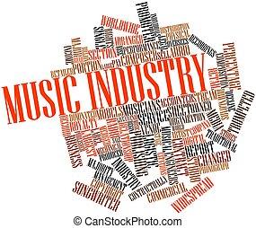 industri, musik