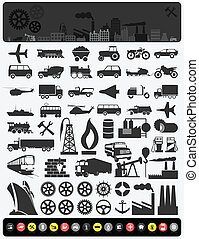 industriell, icons3