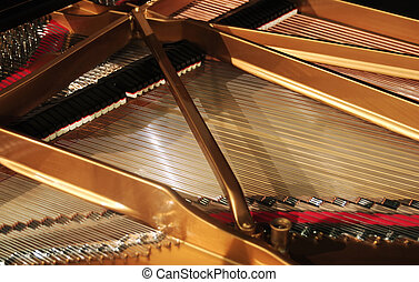 inre, piano, storslagen