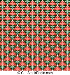 jul, omslag, bakgrund, papper, seamless, mönster