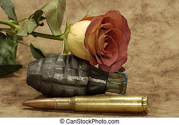 kärlek, krig