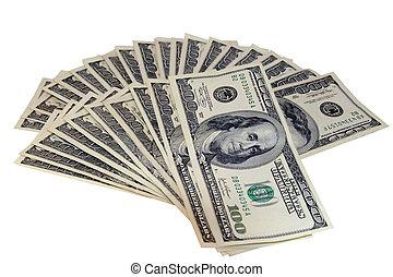 kall, hårt, $$, kontanter