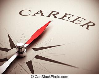 karriär, orientering, val