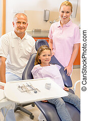 klinik, dental, lag, stomatology, barn