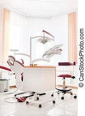 klinik, dental