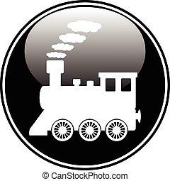knapp, lokomotiv