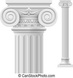 kolonn, romersk