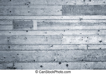 konkret, spår, planka, bakgrund