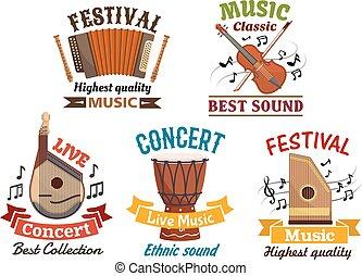 konsert, instrumetns, musikalisk, festival, ikonen