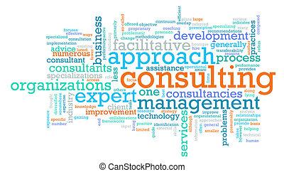konsultera, administration