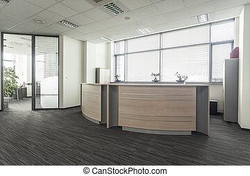 kontor, mottagande
