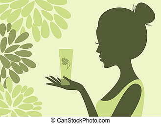 kosmetika, naturlig