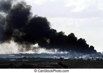 krig, gaza