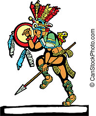 krigare, mayan, #2