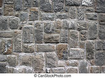 kubisk, struktur, vägg, vagga