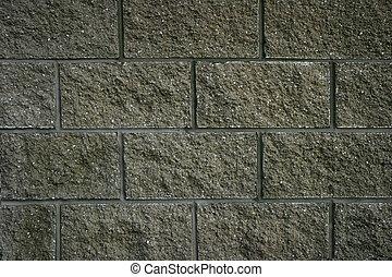 kvarter vägg