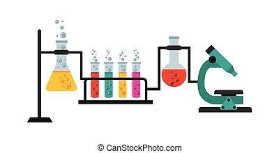 laboratorium, vetenskaplig