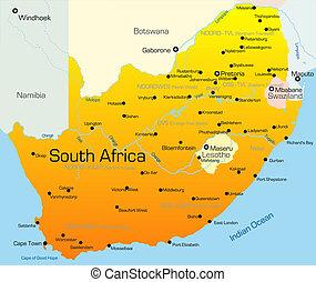 land, afrika, syd