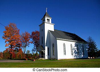 liten, kyrka