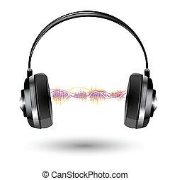 ljud, radiolur, våg