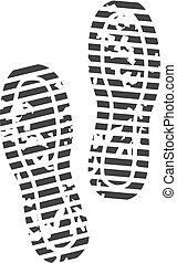 logo, vektor, design, äventyr, mall