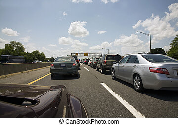 marmelad, trafik