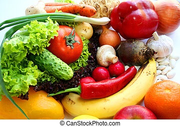 mat, vegetarian