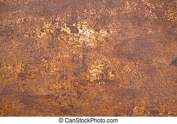 metall, rosta, bakgrund