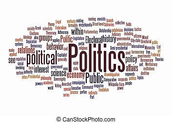moln, politik, text