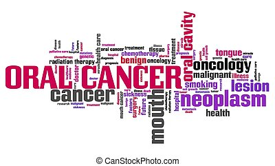 muntlig, cancer