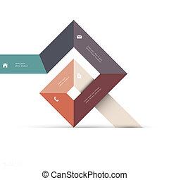 nät, sammandrag formge, form, geometrisk