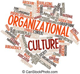 organisatoriska, kultur