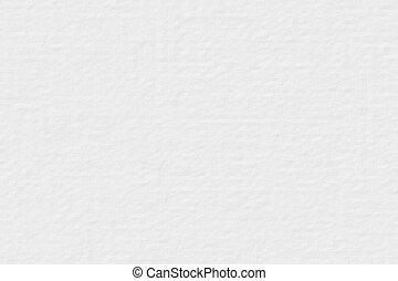 papper, abstrakt, struktur, vattenfärg, bakgrund, vit