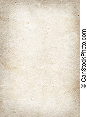 papper, gammal, pergament, struktur