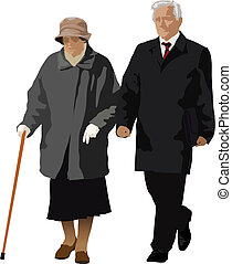 par, gammal