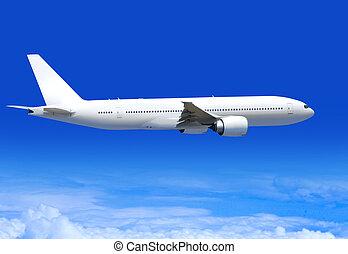 passenger, aerosphere, plan