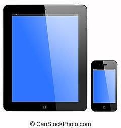 pc, smartphone, kompress