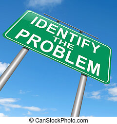 problem., identifiera