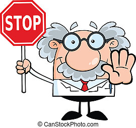 professor, stopp, holdingen, underteckna