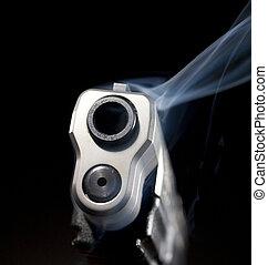 rökning, vapen