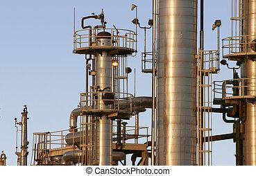 raffinaderi, olja, #5