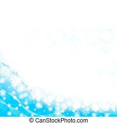 ram, snöflinga